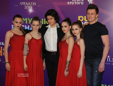 "Девичник Teens Awards 2018 КЗ ""МИР"" 26.03.2018"