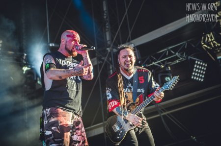 Download Festival в Париже 9-11.06.2017
