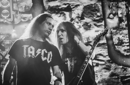 Children of Bodom и Lost Society в финском городе Савонлинна 22.07.2018