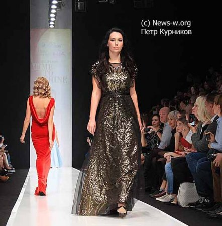 Неделя моды mercedes benz fashion week