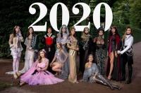 Самые красивые девушки России стали героинями календаря «Мисс Русское Радио»