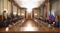 Встреча с членами Правительства