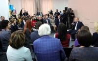 Встреча с представителями общественности по вопросам социальной поддержки граждан