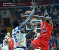 Повержен третий подряд баскетбольный клуб Испании