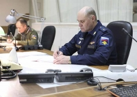В 9 дивизии ПРО прошли показательные выступления для представителей СМИ