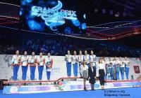 Московский этап Гран-при по художественной гимнастике