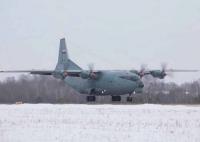 Военная авиация доставила спускаемый аппарат «Союз МС-13» из Казахстана в Москву