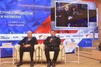 Игорю Матвиенко исполнилось 60-лет