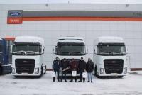 Сотый F-MAX приступил в работе в российской транспортной компании