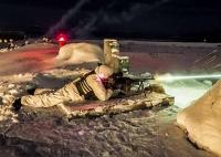 На Северном флоте проходят ночные стрельбы соединений армейского корпуса