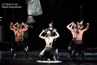 Самарский академический театр оперы и балета на сцене МХАТ