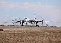 Экипажи ракетоносцев Ту-95МС выполнили продолжительные полеты на Дальнем Востоке