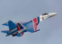 Сегодня исполнилось 29 лет пилотажной группе «Русские витязи»