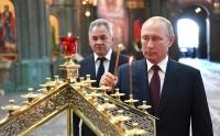 В День памяти и скорби Владимир Путин посетил главный храм Вооружённых Сил и музейный комплекс «Дорога памяти»