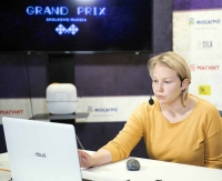 Анна Ушенина выиграла первый этап Гран-при Women's Speed Chess Championship
