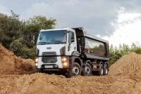 Ford Trucks 4142D: представлен новый самосвал, разработанный специально для российских компаний