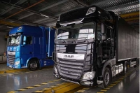 Новый DAF XF: доказанная топливная эффективность