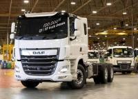 Leyland Trucks произведен 100 000-й грузовик DAF CF/XF