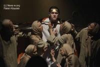 14 октября на Малой сцене МХАТ им. М. Горького состоялась премьера спектакля «Слово о полку Игореве»