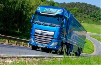 DAF XF получает награду Fleet Truck of the Year 2020
