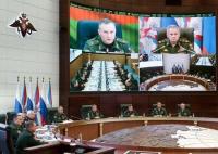 Министр обороны РФ генерал армии Сергей Шойгу принял участие в заседании совместной Коллегии военных ведомства России и Белоруссии