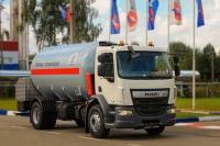 DAF Trucks Rus передает клиенту первое шасси LF 280 FA 4X2, застроенное автоцистерной для перевозки сжиженного газа