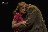 20 ноября в МХАТ им. М. Горького на Большой сцене прошла премьера спектакля «Нюрнбергский вальс»