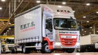 Завод Leyland Trucks выпустил 200 000-й грузовик DAF LF