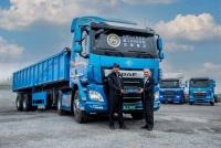 В Тайване произведен 10 000-ый грузовик DAF