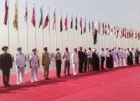 Российская делегация приняла участие в церемонии открытия учения «Аман-2021» в Пакистане