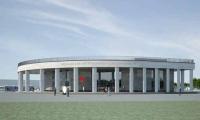 Начались подготовительные работы для строительства вестибюля-лепестка станции метро «Мамыри» в Новой Москве