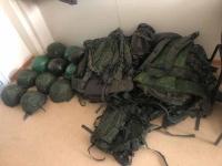 ФСБ задержала россиянина за кражу армейских бронежилетов и экипировки «Ратник»