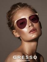 Сила и женственность: уникальное сочетание в весенней коллекции солнцезащитных очков GRESSO