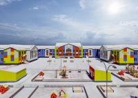 Минобороны России построит в Арктике три жилых дома для военнослужащих и детский сад