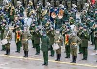 Участники Фестиваля «Спасская башня» приступили к репетициям парада Победы