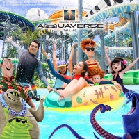 Водный парк развлечений «Aquaverse»