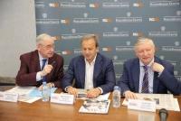 Пресс-конференция, посвященная возобновлению в Екатеринбурге турнира претендентов ФИДЕ