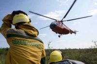 Рослесхоз будет с воздуха охранять заповедники Байкала от лесных пожаров