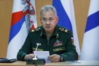 Министр обороны России генерал армии Сергей Шойгу в ходе поездки на Северный флот провел рабочее совещание в Североморске