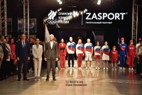 Презентация официальной олимпийской экипировки