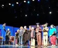 Премьера в театральном центре «Вишневый сад»