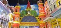 Крупнейший в Европе игровой центр откроют на «Острове Мечты»
