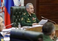В Москве под руководством главы военного ведомства прошло заседание Коллегии Минобороны России
