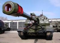 В войска отправлена партия новейших самоходных гаубиц «Мста-С»