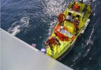 В акватории Баренцева моря завершилось российско-норвежское учение «Баренц-2021»