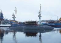 Дизель-электрическая подводная лодка «Магадан» находится на завершающем этапе швартовых испытаний