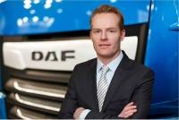 Ерун Клитси назначен на должность генерального директора DAF Trucks Rus