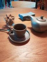 33 шага, Три Девушки и один чай