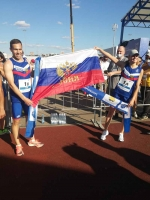 Настя и Кирилл = Супер Команда