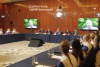 Главная пресс-конференция перед стартом Олимпийских Игр